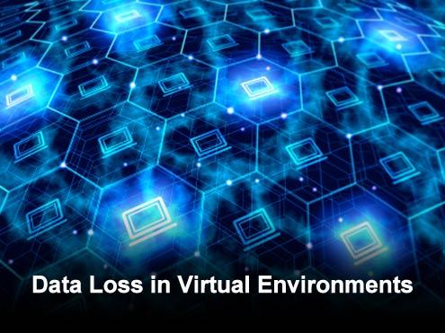 The Hidden Data Loss Dangers of Virtualization - slide 1