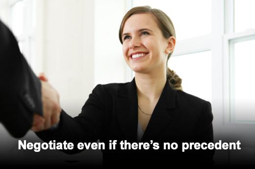 Seven Tips to Help Professionals Negotiate Like Ninjas - slide 6