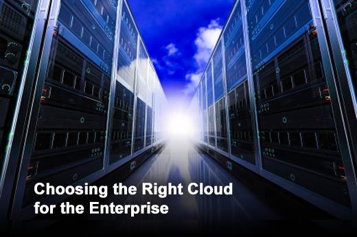 Best Practices for Enterprise Cloud Computing - slide 1