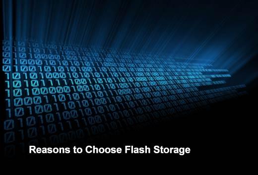 Six Ways Flash Is Changing the Storage Landscape - slide 1
