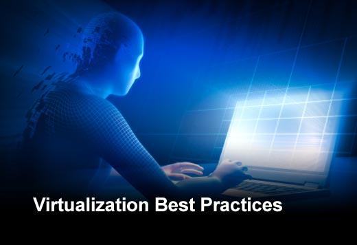 Seven Best Practices for Virtualization - slide 1