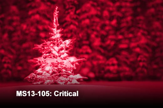Little Holiday Joy This Patch Tuesday - slide 6