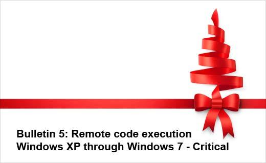 Microsoft's Christmas Gift to IT: Improvement over 2011 - slide 6