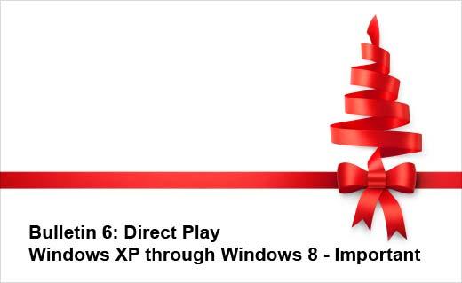 Microsoft's Christmas Gift to IT: Improvement over 2011 - slide 7