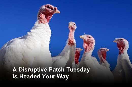 Microsoft Serves Up a Turkey for Thanksgiving - slide 1