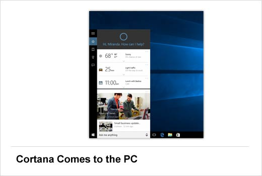 10 Features that Will Make You Love Windows 10 - slide 4