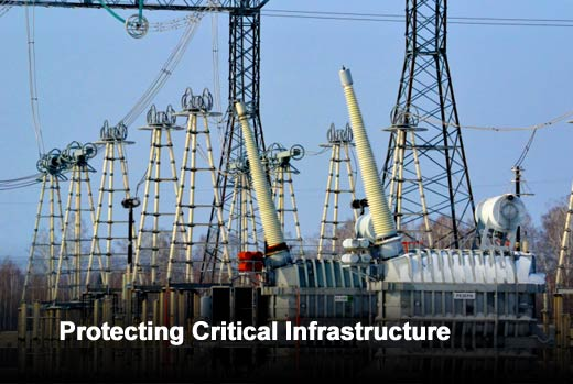 Five Hard Truths About Critical Infrastructure Protection - slide 1