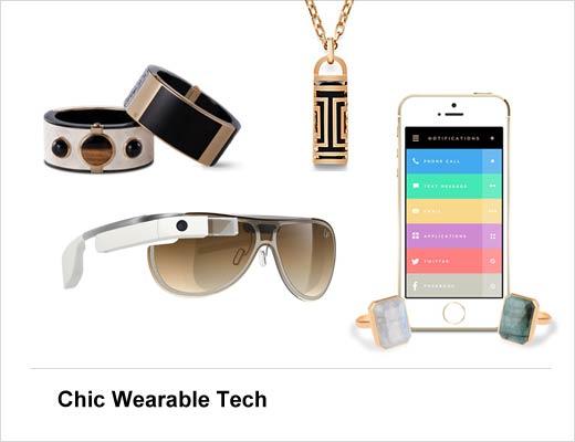 2015 Wearable Tech Trends: Swank Meets Science - slide 1
