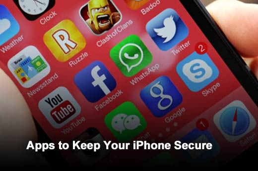 Six Free Apps That Boost Your iPhone's Security - slide 1
