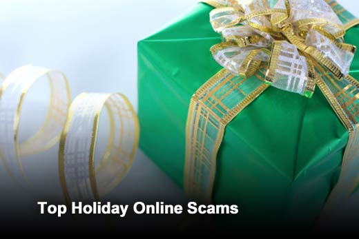 The 12 Scams of Christmas 2013 - slide 1