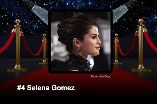 2012's Most Dangerous Cyber Celebrities - slide 9