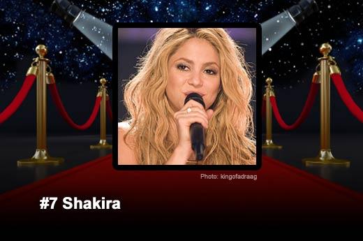 2012's Most Dangerous Cyber Celebrities - slide 12
