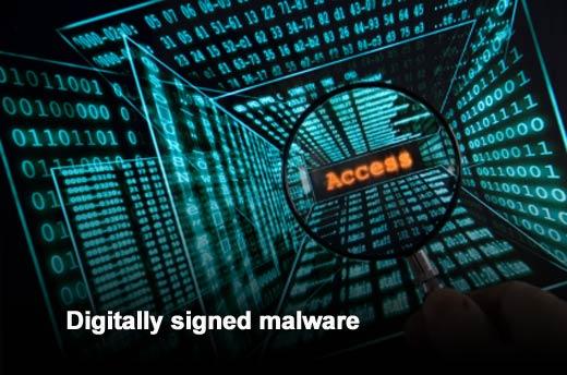 New Threats Seen Subverting Digital Signature Validation - slide 2