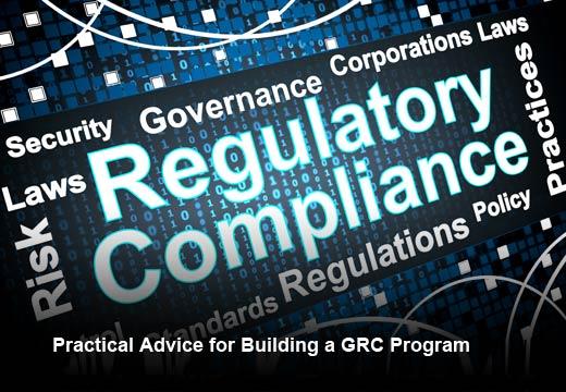 GRC Programs: Building the Business Case for Value - slide 1