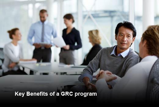 GRC Programs: Building the Business Case for Value - slide 3