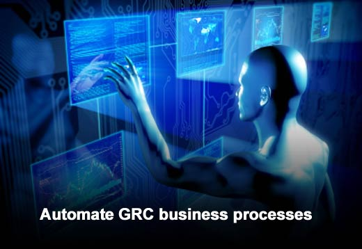 The Role of Technology in GRC - slide 3