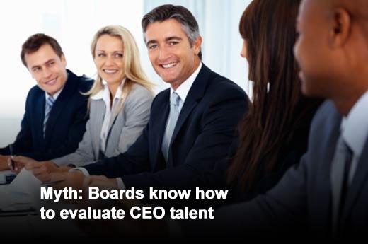 Seven Myths of CEO Succession - slide 6