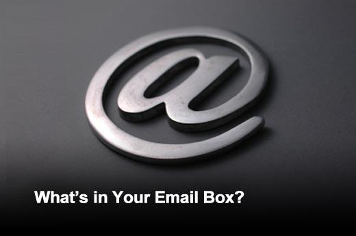 Exploring the Average Employee's Inbox - slide 1