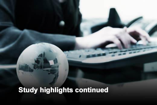Study Finds Network Admins Juggling Multiple Initiatives - slide 4