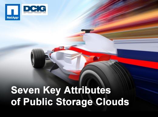 Accelerating the Enterprise Adoption of Public Storage Clouds - slide 1