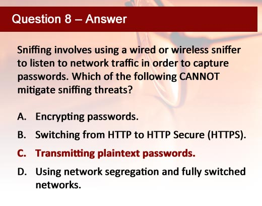 How Password Savvy Are You? - slide 17