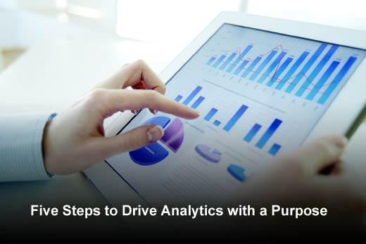 Capitalizing on Big Data: Analytics with a Purpose - slide 1
