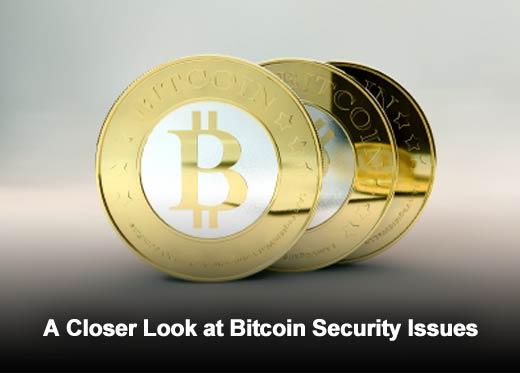 Bitcoin's Security Challenges - slide 1