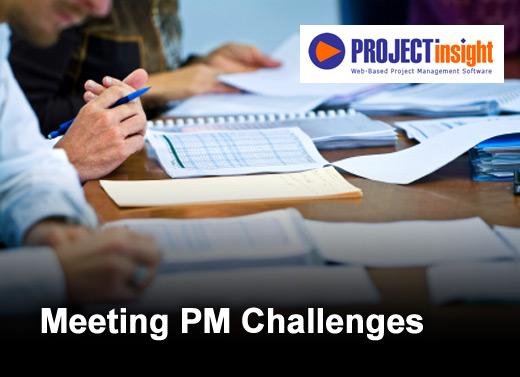 Common Project Management Challenges - slide 1