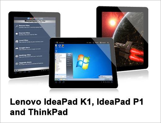 Promising New Tablets - slide 5