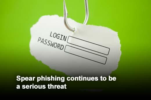 Spear Phishing, Targeted Attacks and Data Breach Trends - slide 2