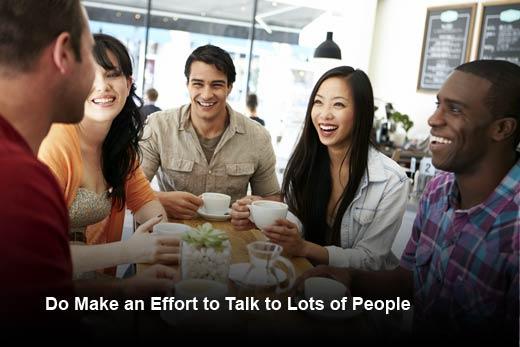 Modern Etiquette for Professional Social Gatherings - slide 3