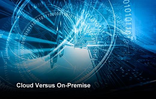 To SaaS or Not to SaaS: 2015 Enterprise App Outlook - slide 5