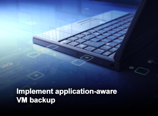 Five Solutions to Five Application Recovery Challenges - slide 5