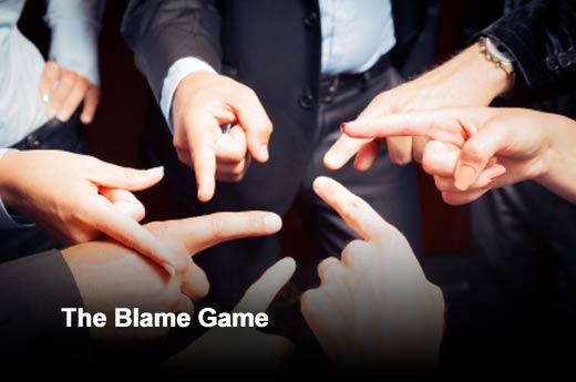 Data Breach: Who's to Blame? - slide 1