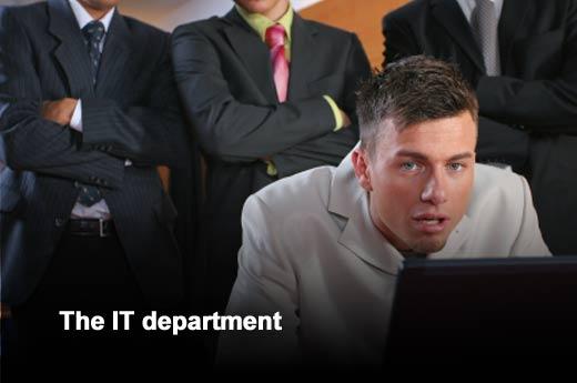 Data Breach: Who's to Blame? - slide 6