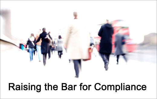 Seven Recommendations for a New Era of Compliance - slide 1