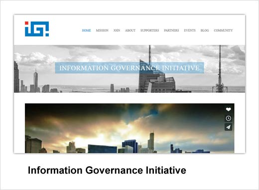 The Top 10 Organizations and Resources for Information Governance - slide 7