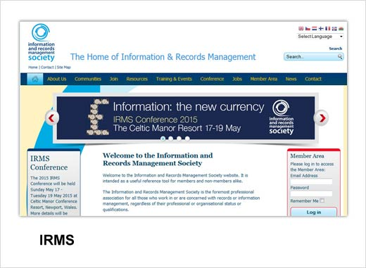 The Top 10 Organizations and Resources for Information Governance - slide 9