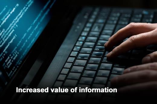 The Value of Information Governance: Finding the ROI - slide 2