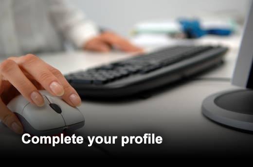 Business Etiquette: Professional Networking Sites, Including LinkedIn - slide 2