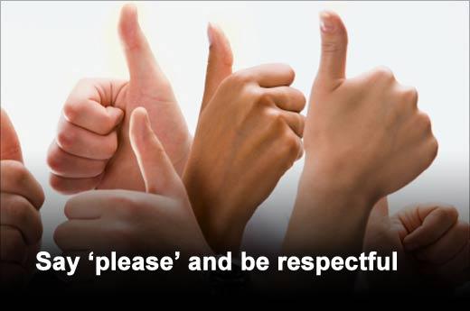 Business Etiquette: Professional Networking Sites, Including LinkedIn - slide 6