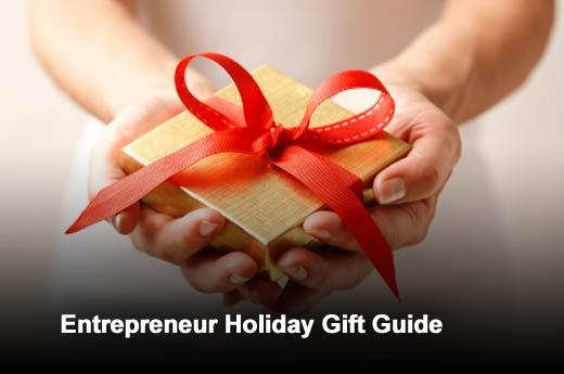Ten Technology Gifts for Entrepreneurs - slide 1