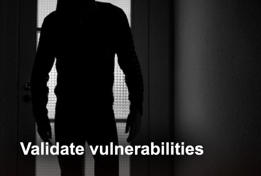 10-Step Security and Vulnerability Assessment Plan - slide 8