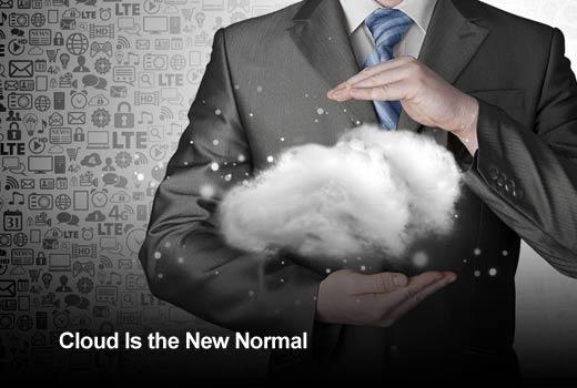 2015: A Big Year for Cloud Computing - slide 2