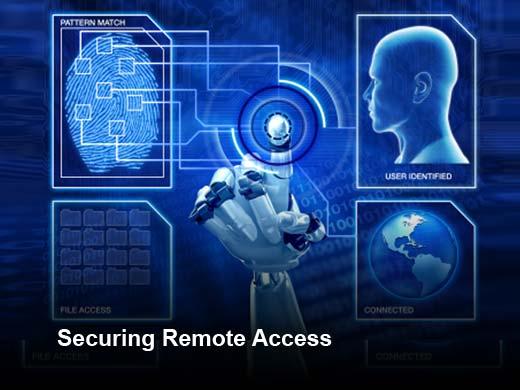 Ten Tips for Implementing SSL VPN Securely - slide 1