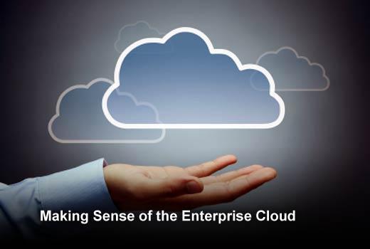 Five Ways to Prepare for the Enterprise Cloud - slide 1
