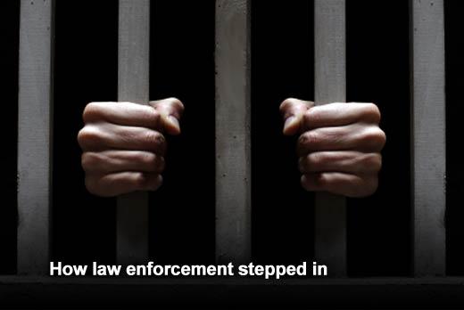 Cyber Crime: Law Enforcement Fights Back - slide 2