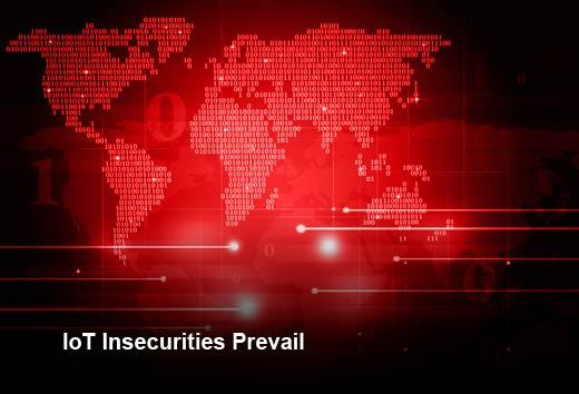 Beware the Hidden Dangers of the Internet of Things - slide 1