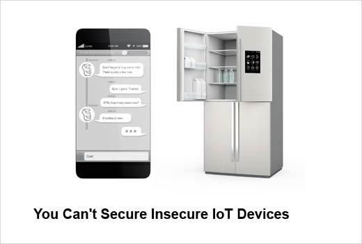 Beware the Hidden Dangers of the Internet of Things - slide 8
