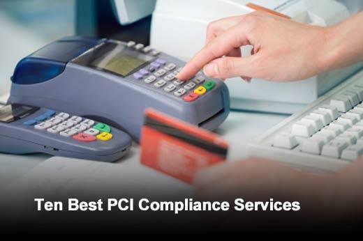 Top Ten PCI Compliance Services, July 2013 - slide 1